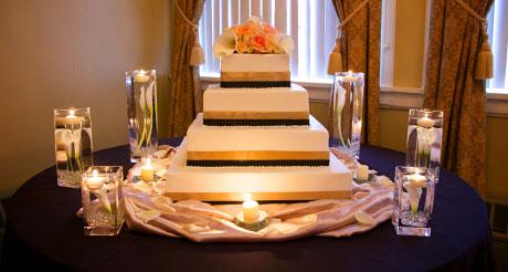 Cake at Hamilton's