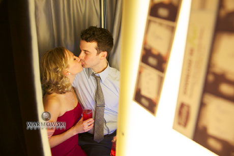 Monica & Luther decided on a traveling photo booth at the reception. It was busy all night! Here are a few shots of guests and family in the booth.