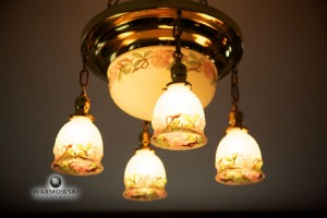Cool lamp, Inn at 835 - WarmowskiPhotography.com