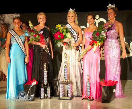 Morgan County Fair 2011 Pageant winners.