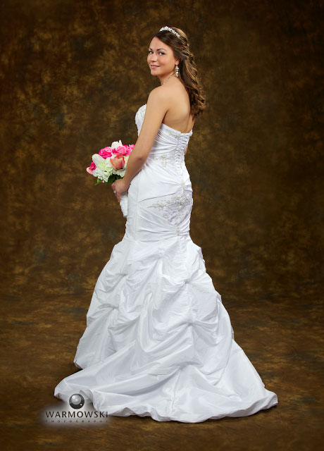 Erin's bridal portrait. http://www.WarmowskiPhotography.com