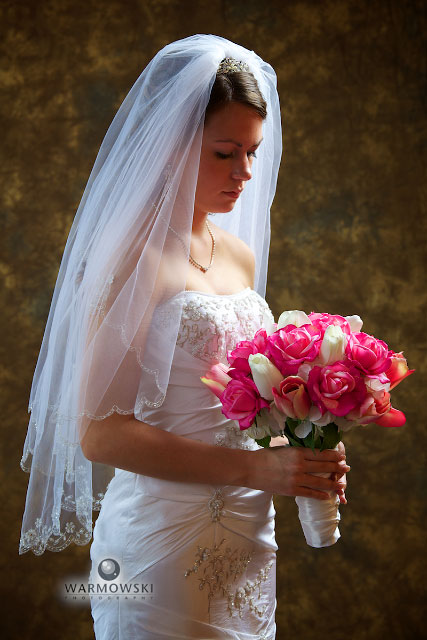 Erin's bouquet was by Ashley's Petals & Angels. http://www.warmowskiphoto.com