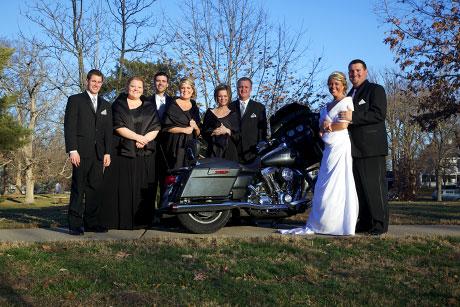 Love, marriage & Harley Davidson motorcycles – Tiffany & Steve\'s Blog