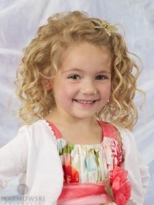 December Ann Mitchell was named Princess