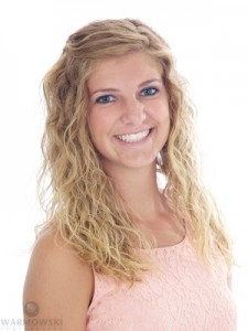 Sydne Jane Peck was named First Runner-up, named Miss Congeniality