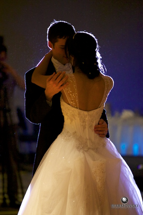 First dance - Rushita & Benjamin (by Warmowski Photography)