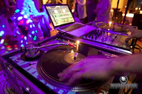 DJ Mike Testa.